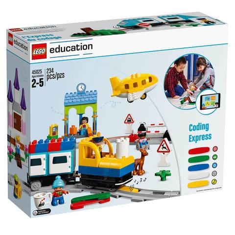 LEGO EDUCATION 45025 ЭКСПРЕСС «ЮНЫЙ ПРОГРАММИСТ»