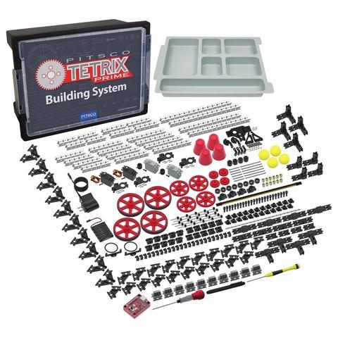 Базовый набор Tetrix Prime 44610 для Lego Mindstorms EV3