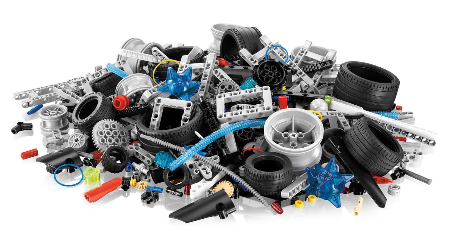 Ресурсный набор lego mindstorms education ev3 состав