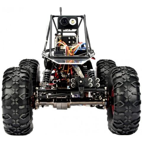 Inspectorbots 4WD FPV Spider Mite Robot