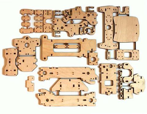 Набор для сборки KIT 3D MC5