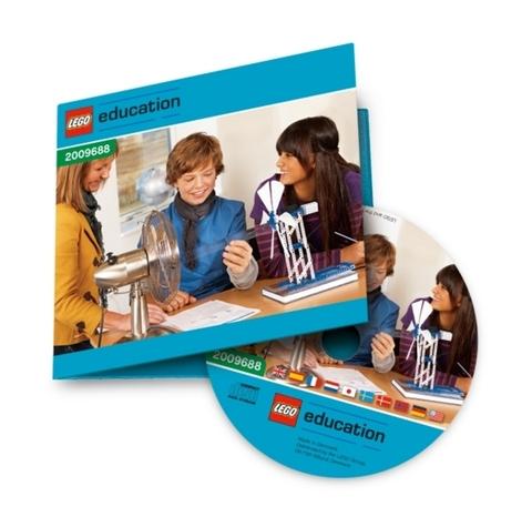 """Комплект заданий """"Возобновляемые источники энергии"""" (2009688) Lego Education"""