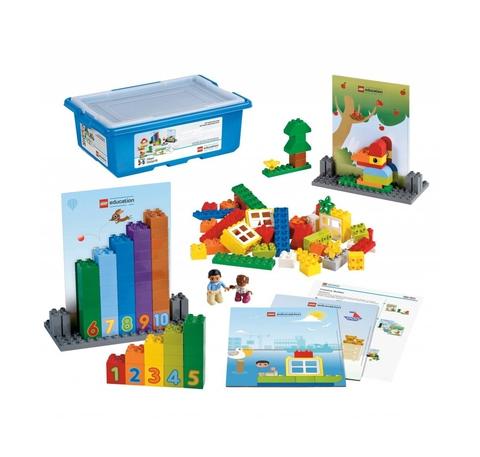 Креативный строитель Lego System