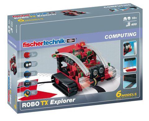 Fischertechnik ROBO TX Исследователь