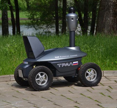 Охранный робот «Трал Патруль 4.0»