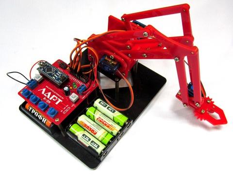 Купить конструктор для робототехники