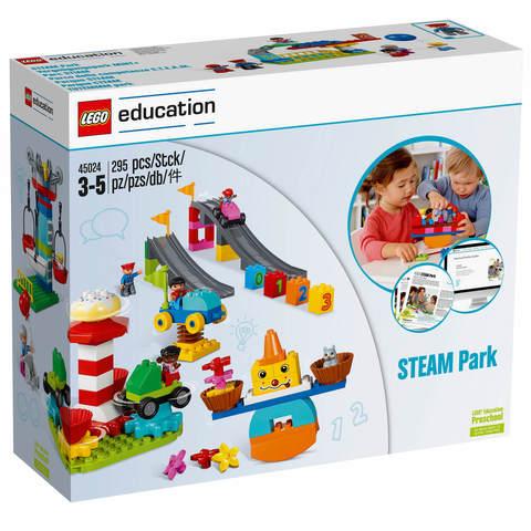 Набор LEGO Education «Планета STEAM» 45024 (3+)