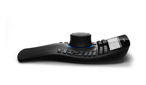 3D манипулятор 3DConnexion DX-700056 SpaceMouse Enterprise