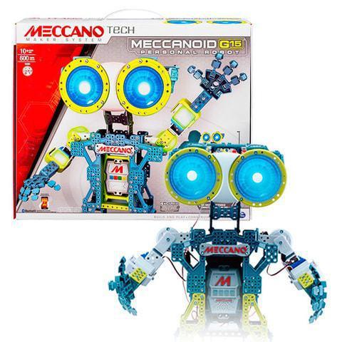 Робот Meccano Меканоид G15
