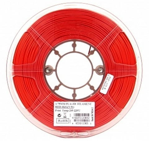 Катушка PLA+ пластика ESUN 1.75 мм 1кг