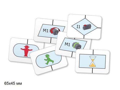 Магнитные фигуры ROBO Pro L
