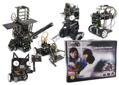 Робототехнический набор Roborobo Robo Kit 5