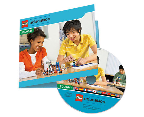 "Комплект заданий ""Пневматика"" (2009641) Lego Education"