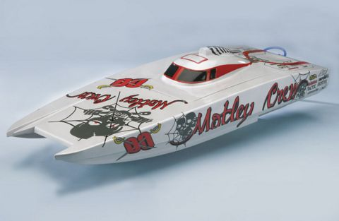 Aquacraft Motley Crew FE Catamaran Brushless 2.4Ghz