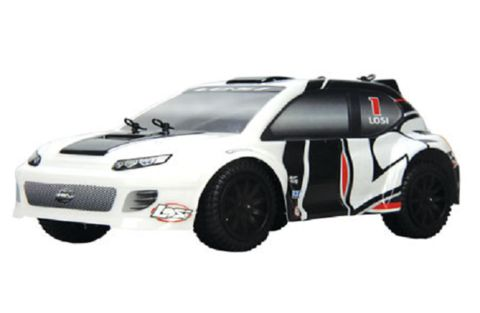 Losi Rally Car 4WD (серый)